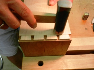 Marking Dovetails