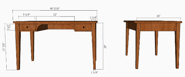 Elegant Writing Desk Plans Wood Workbench Plans Woodworking Tool Cabinet  Plans